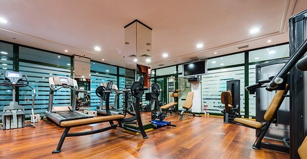 fitness health club cleaning service in dubai