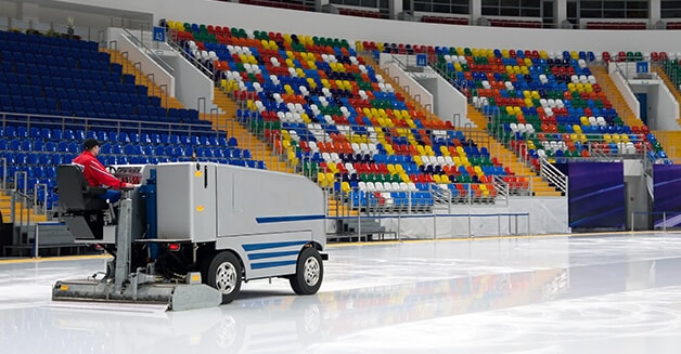 Sports stadium cleaning in dubai