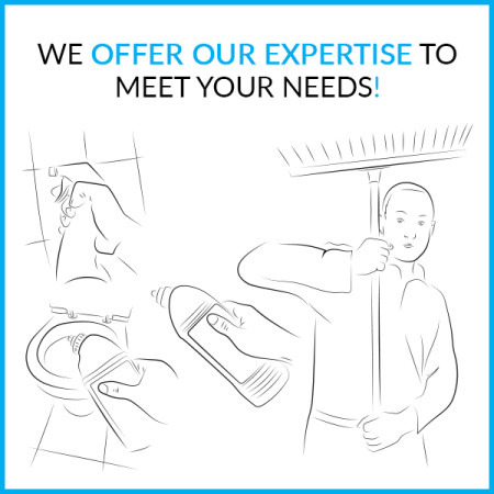 We offer our expertise