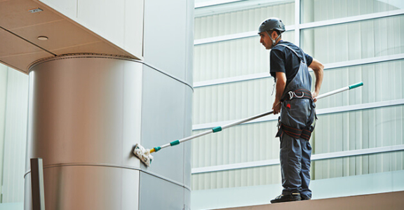 Enviro Clean Building Maintenance Services : Building commercial liverpool cleaning services in dubai