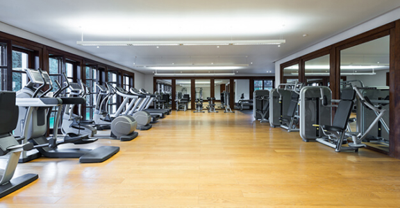 Health and fitness center cleaning services in dubai
