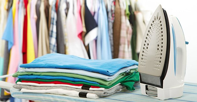 ironing service in dubai