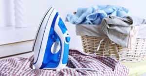 ironing service in uae
