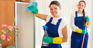 Part time maids services in dubai