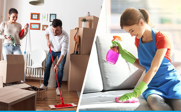 Move In, Move Out Cleaning