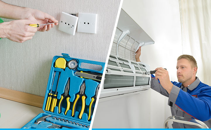 A/C Maintenance and Electrical Services