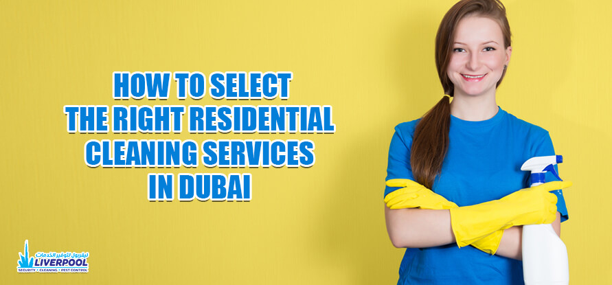 residential cleaning services in dubai