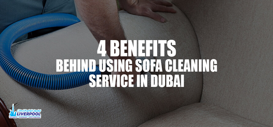 using sofa cleaning service in dubai